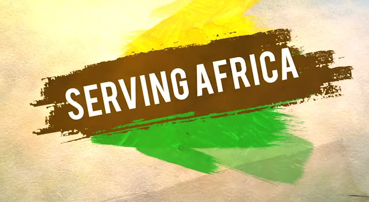 what is being done to help africa